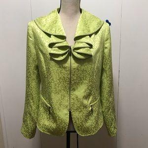 Berek Neon Green Blazer Size PM